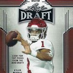 2019 LEAF NFL DRAFT Series Factory Sealed Bla...