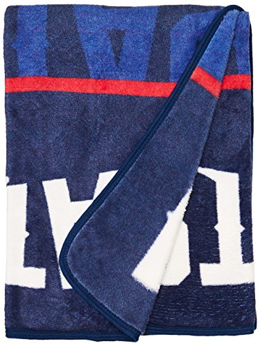 "NFL Livin Large Micro Raschel Throw, 46"" x 60..."