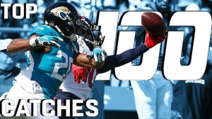 Top 100 Catches of the 2018 Season!   NFL Hig...