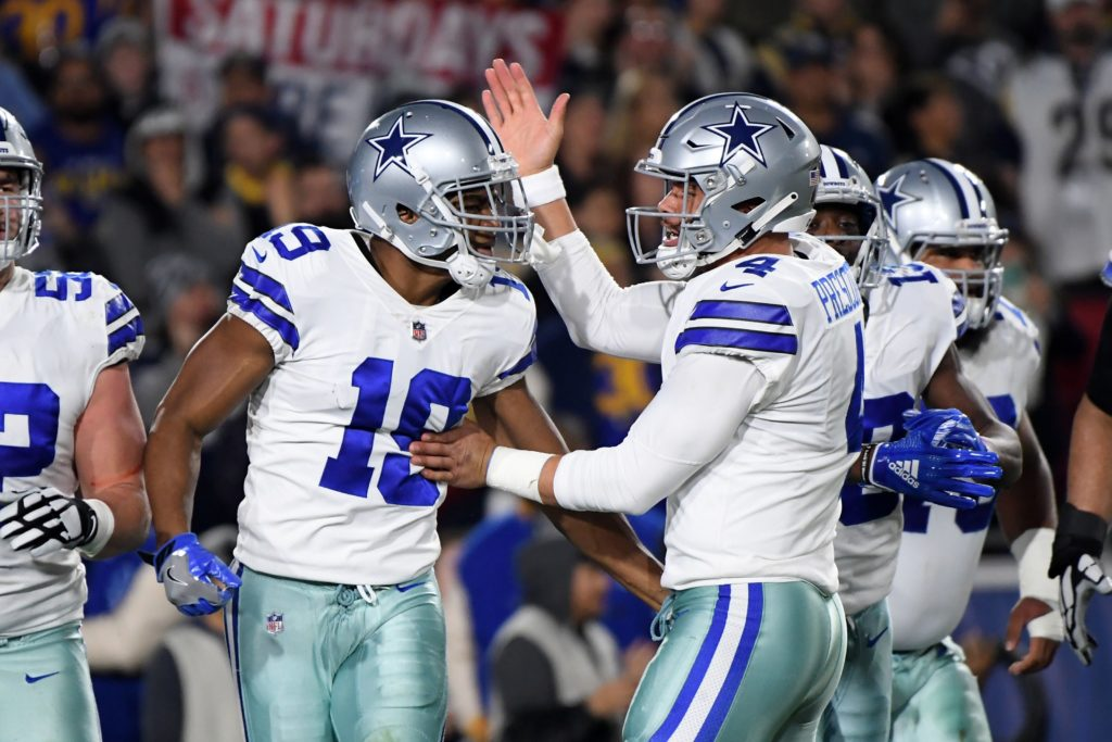 Dallas Cowboys youth gives team options beyond its...