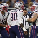 Patriots defense shaping up to be one big bad...