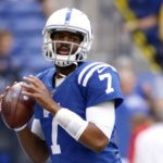 Jacoby Brissett on rise with Andrew Luck's...