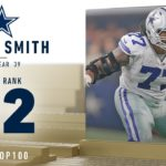 #52: Tyron Smith (OT, Cowboys) | Top 100 Players...