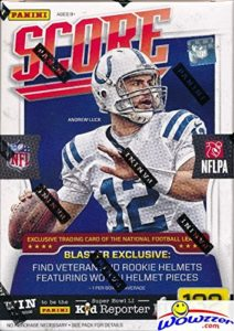 2016-2017 Score NFL Football Trading Cards Retail...