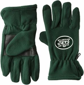 OTS NFL Adult Men's NFL Men's Fleece Glove
