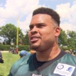 Eagles Coach Pederson Says RG Brandon Brooks Still...