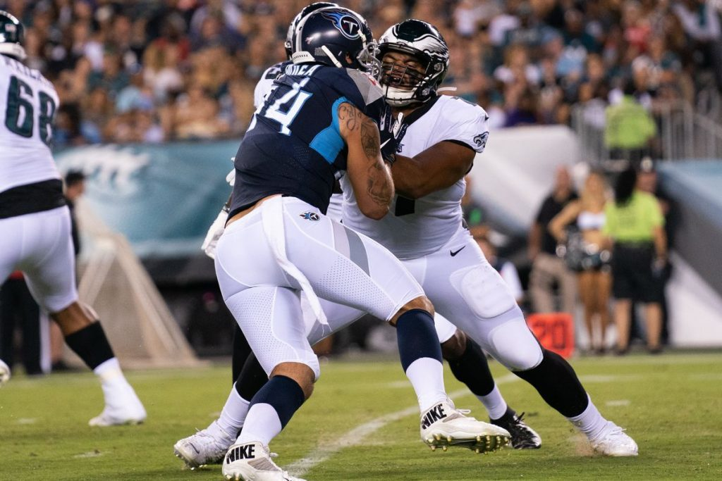 Video: Highlights of the Eagles 27-10 Preseason...