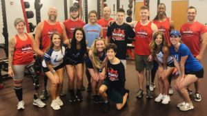 Colts Cheerleaders Attend NubAbility Camp To...