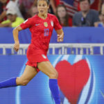 Carli Lloyd makes several field goals at Eagles...