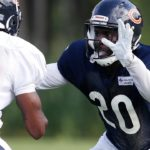 Amukamara opens up about teammates, goals