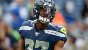 Seahawks safety Marquise Blair leaves Vikings game...