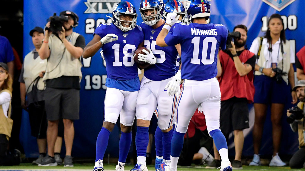 New York Giants' 53-man roster projection: Big...