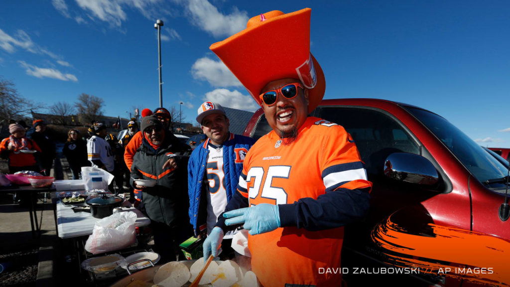 Broncos transition to mobile parking passes ahead...