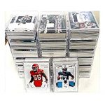 NFL Football Trading Cards Lot Of 10 With Each...