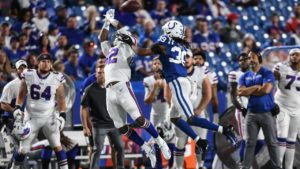 Colts Rookie Marvell Tell III Makes Pro Football...