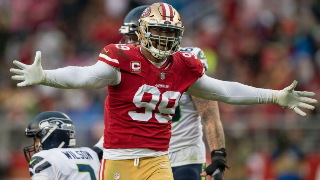 49ers hope heavy investment in defensive line...
