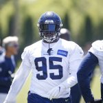 Seahawks edge rusher L.J. Collier expected to make...
