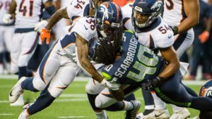 Seahawks offensive player injury updates ahead of...