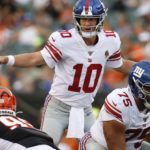 Complex names New York Giants' Eli Manning the...
