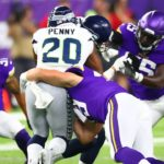 3 Stats That Stood Out: Seahawks at Vikings