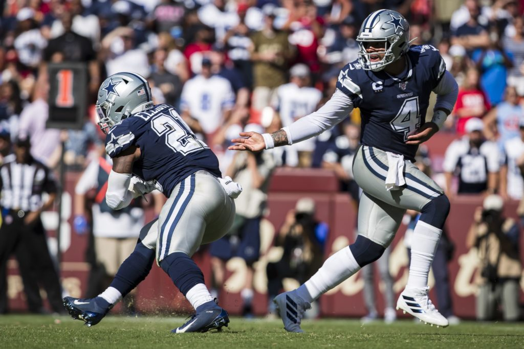 Are the Dallas Cowboys the NFC's best team through...