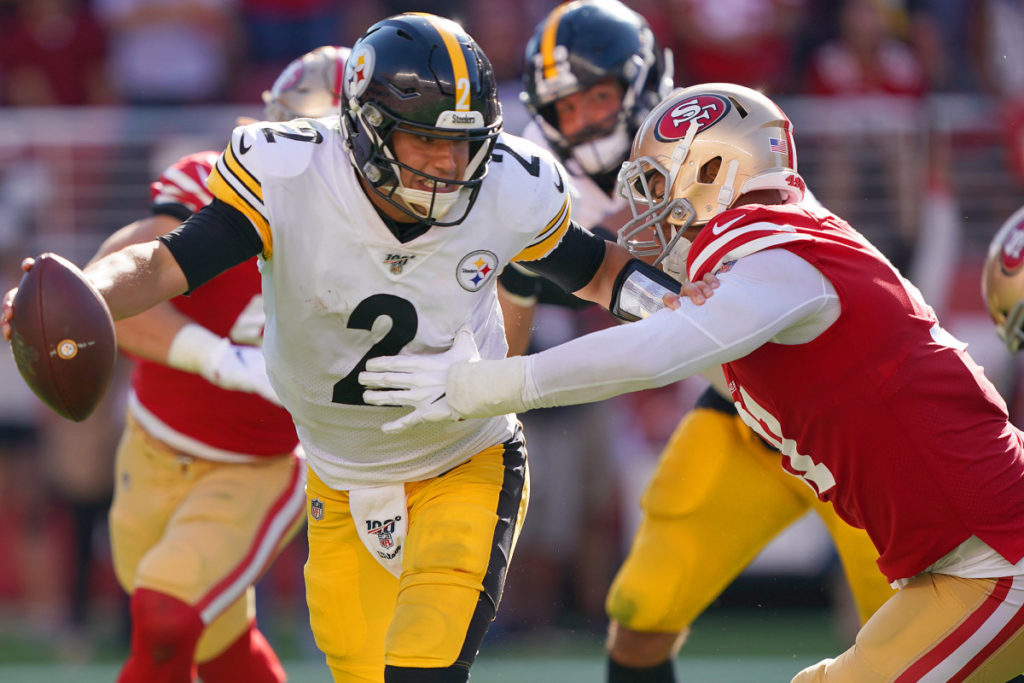 Don't rule out long-shot Steelers making an NFL...