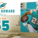#55: Xavien Howard (CB, Dolphins) | Top 100...