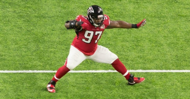 What the Falcons are paying Grady Jarrett