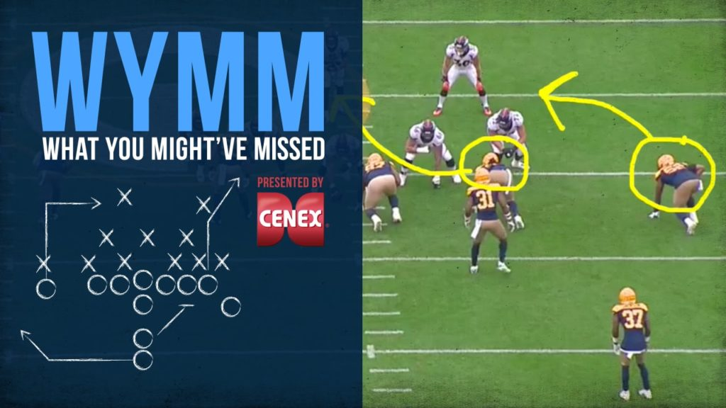 What You Might've Missed: Help defense