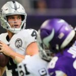Derek Carr says he's not overreacting to two...