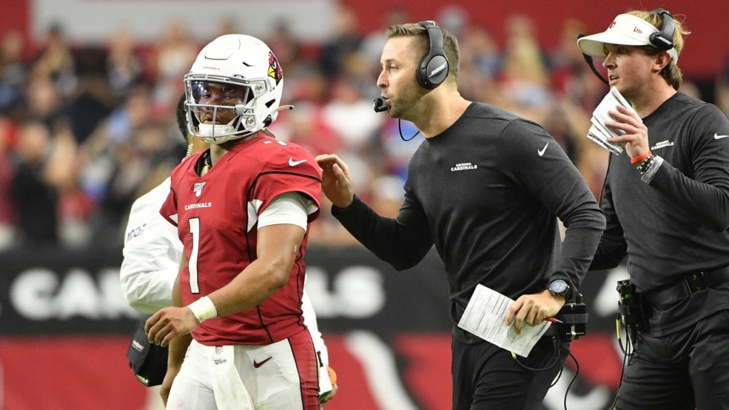 Like His Young Cardinals, Kliff Kingsbury Knows...