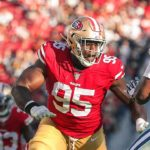 49ers Place DL Kentavius Street on IR, Sign DB...
