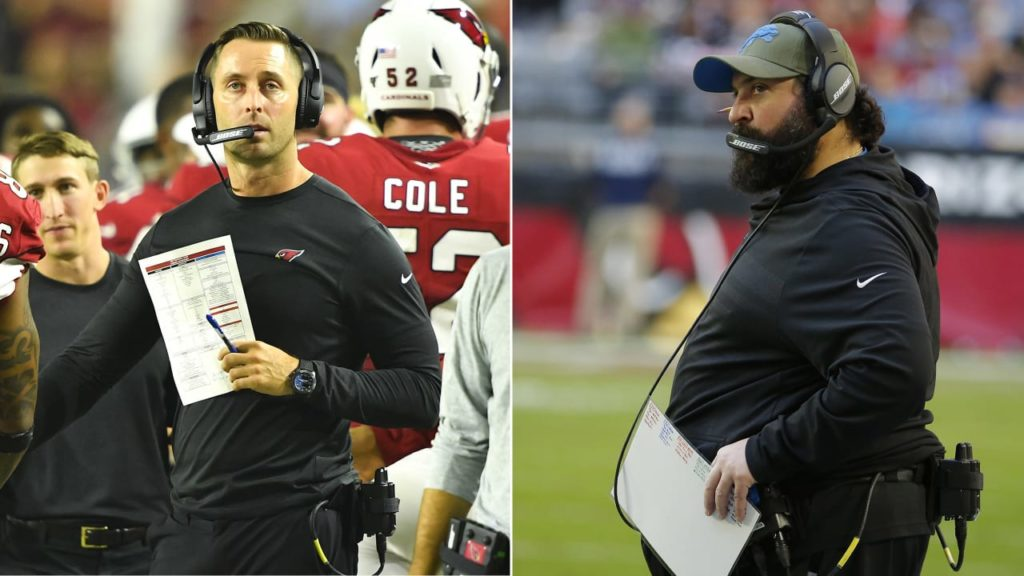 Once Patriots Compatriots, Kliff Kingsbury And...