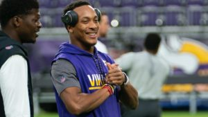 Vikings List of Inactive Players Against the...