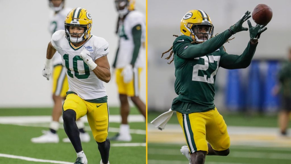 Returners look to leave their mark on Packers'...
