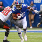Giants' Saquon Barkley could set several career...