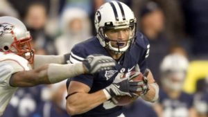 Former Colts Receiver Austin Collie Named To BYU's...