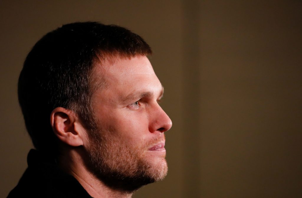Only Tom Brady holds the keys to his future