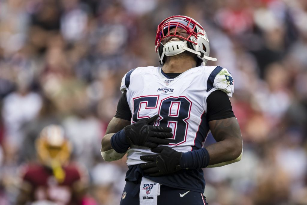 Assessing the return of Jamie Collins