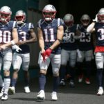 Patriots' pass-catching department dangerously...