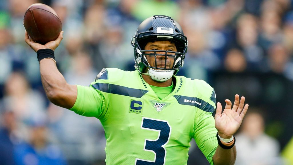 Russell Wilson's 'MVP level' magic is hard to stop