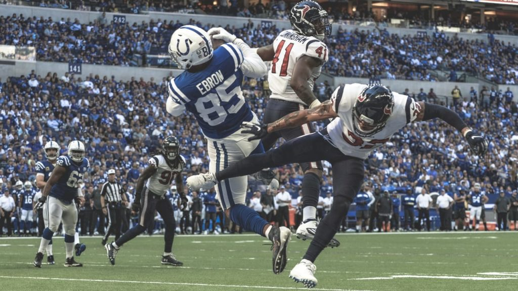 T.Y. Hilton track record suggests strong...