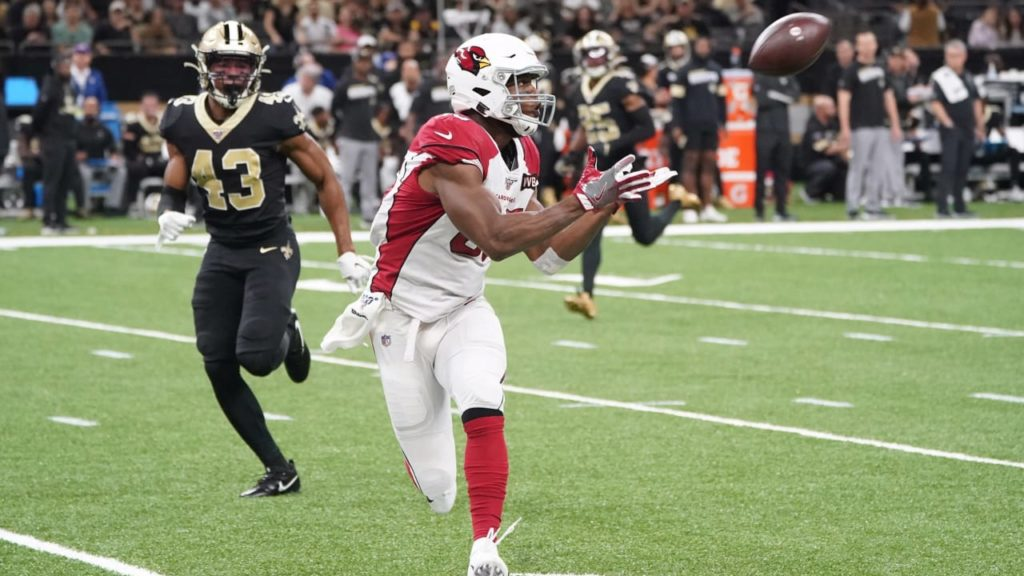 Cardinals Can't Keep Up With Saints In Frustrating...