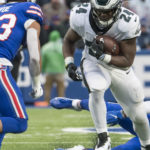 Eagles' snap count vs. the Bills: Breakdown,...