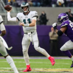 Eagles' snap count vs. the Vikings: Breakdown,...