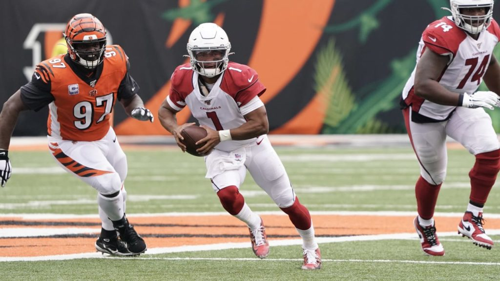 Measuring Kyler Murray's Growth By What He Doesn't...