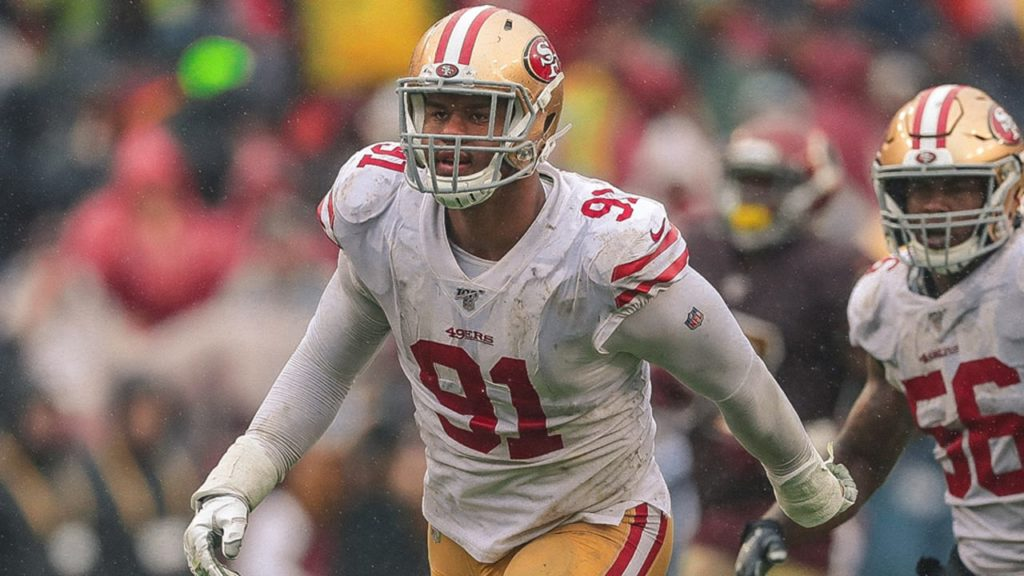 Which 49ers Stood Out in Slippery Win Over...