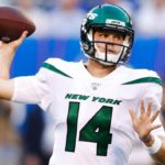 Sam Darnold won't return for Jets; Luke Falk to...