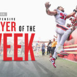 Nick Bosa Named NFC Defensive Player of the Week