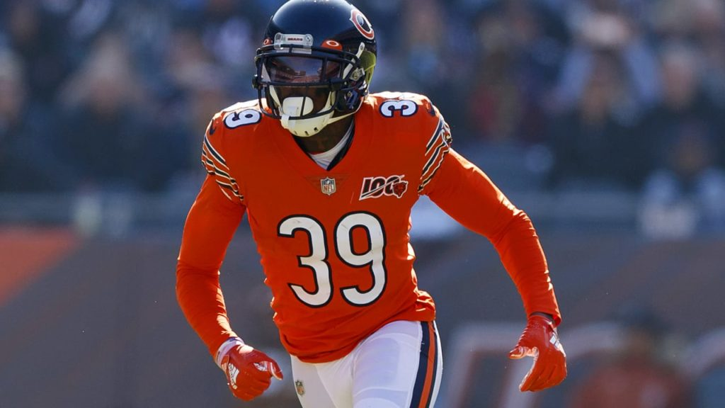 Eddie Jackson driven to improve his level of play